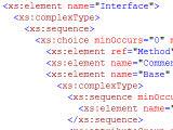 XML: schema