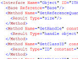 XML: sample
